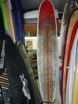 Surfboard > 10'2 SOUTHPOINT/NSP Longboard in Wilmington, North Carolina