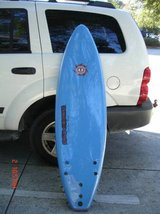 Surfboard> NEW 6 foot foam starter board/Great to learn on. in Wilmington, North Carolina