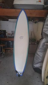 Surfboard > 8'0 G WILSON EPOXY FISH in Wilmington, North Carolina