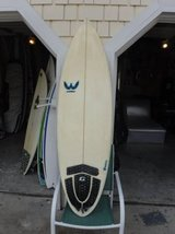 Surfboard > 6'0 WEBBER Epoxy/FULL PACKAGE! in Wilmington, North Carolina
