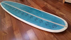 "■8'0""■ FUNBOARD SURFBOARD LONGBOARD SKILLED OR BEGINNER SURFERS in San Ysidro, California"