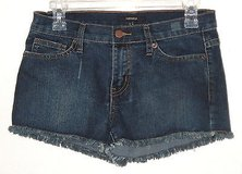 Forever 21 Cutoff Denim Jean Shorts Womens Tag Size 27 in Morris, Illinois