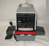 DURST M 600 COLOR FILTER PHOTO ENLARGER W/LENS in Naperville, Illinois