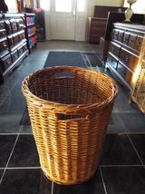 Basket*Wicker*Large*Like New*Heavy Duty in Rolla, Missouri