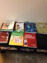 6 Medical books In Fairfield 6/16 if you want me to bring this in Roseville, California