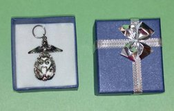 Wish Angel pendant  locket with scroll in Batavia, Illinois