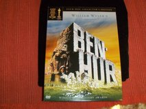 Ben-Hur Four Disc Collector's Edition in Shorewood, Illinois