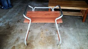 OUTDOOR DECK CART BAR TABLE in Bolingbrook, Illinois