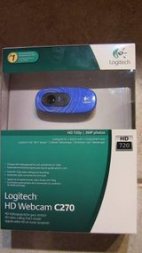 Logitech HD Webcam C270 in Elgin, Illinois