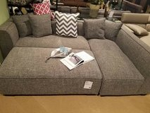 New Tuxedo Style Sectional with Optional Ottoman FREE DELIVERY in Oceanside, California