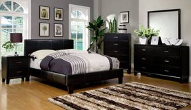 New Full or QUEEN Platform Bed with Slats Espresso FREE DELIVERY in Oceanside, California