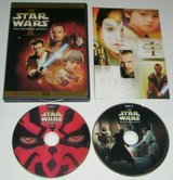 Star Wars Episode I Phantom Menace DVD 2-Disc Set DVDs in Lockport, Illinois