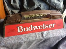 Budweiser Pool Table Mancave Light in Fairfield, California