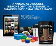 Annual All Access Beachbody On Demand and Shakeology Challenge Pack! in Camp Lejeune, North Carolina