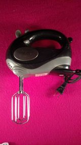 Continental Electric Premium 5-Speed Hand Mixer (T=44) in Fort Campbell, Kentucky