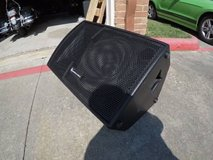 Stage monitors (Pair) in Houston, Texas