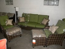 **NEW** - Patio Set --- Green & Brown in Minneapolis, Minnesota