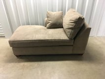 Bahaus Micro Suede Chaise in Joliet, Illinois