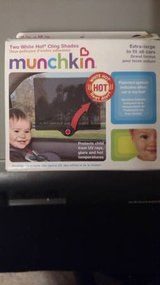 Munchkin Two White Hot Cling Shades (T=44) in Fort Campbell, Kentucky