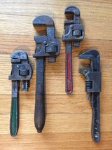 Antique wrenches in Naperville, Illinois