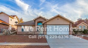 Accessible Eastside Home for Rent in Fort Bliss, Texas