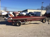 1982 SwitzerCraft Boat 175 Evinrude in Batavia, Illinois