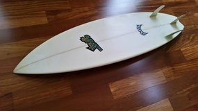 """🏄 ((LOST)) SURFBOARD 5ft6-long-X-17-1/4""""wide-2-.03""""thick surf board in Miramar, California"""