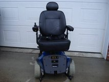 *** LIKE NEW JAZZE SELECT 6 electric wheelchair by PRIDE in Savannah, Georgia