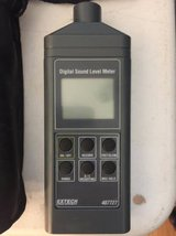 Extech 407727 Digital Sound Level Meter with Bargraph in Vista, California