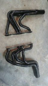 Schoenfeld Headers For Chevy SBC Roundy Round Dirt Track Car in Tomball, Texas