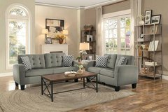 New Sofa and//or Loveseat Option Grey Steele Collection FREE DELIVERY in Vista, California