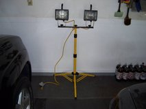 WORK LIGHTS w/STAND in Morris, Illinois