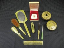 Vintage grooming set and Schick ladie's shaver in Camp Pendleton, California