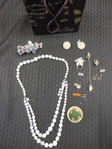 Beaded and other Costume Jewelry in Camp Pendleton, California