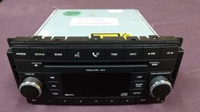 07-10 Chrysler Dodge Charger Jeep Radio Cd Mp3 Player Factory in Tomball, Texas