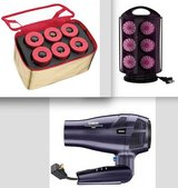 New! Conair Infinity Pro Secret Curls - Lift & Volume Hot Rollers - Hair Dryer in Bolingbrook, Illinois