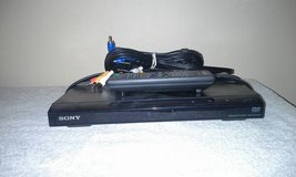 Sony CD/DVD Player in Algonquin, Illinois