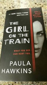 The Girl on the Train in Camp Pendleton, California