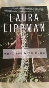 What the Dead Know by Laura Lippman in Camp Pendleton, California
