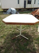 Table*Heavy Duty*Steel Legs*Has Leaf*Lower Price in Fort Leonard Wood, Missouri