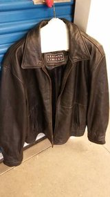 Leather Jacket (size L) in Biloxi, Mississippi