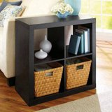 Better Homes and Gardens 4-Cube Organizer (Variety of Colors) - NEW! in Bolingbrook, Illinois