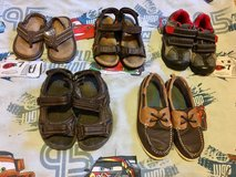 Toddler boy's Spring/Summer shoes, assorted sizes in Fort Campbell, Kentucky