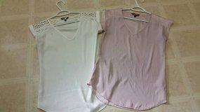 Express shirts for ladies in a size XS in Temecula, California