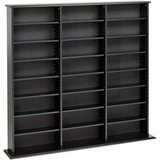 Prepac Triple Width Wall Storage Unit (Black) - NEW! in Chicago, Illinois