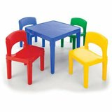 Tot Tutors Kid's Table and Chairs Set - NEW! in Chicago, Illinois