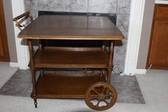 Mid Century Tea Cart Hostess Wagon in Kingwood, Texas