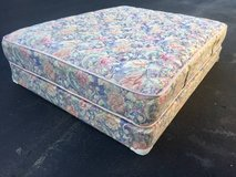 Queen Size Plush Firm Mattress and Box Spring in Camp Lejeune, North Carolina