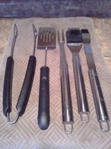 Grilling Tool Set in Algonquin, Illinois