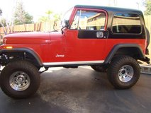 1985 CJ7 Jeep in Oceanside, California
